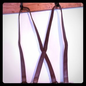 Miche Long Brown Replacement Handles/Straps